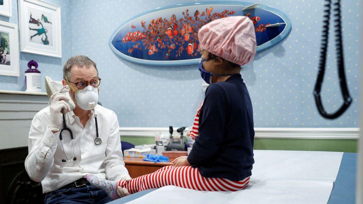 """Pediatras instan a acudir a Urgencias si es necesario y no esperar a que los niños empeoren """"por miedo"""" al contagio"""
