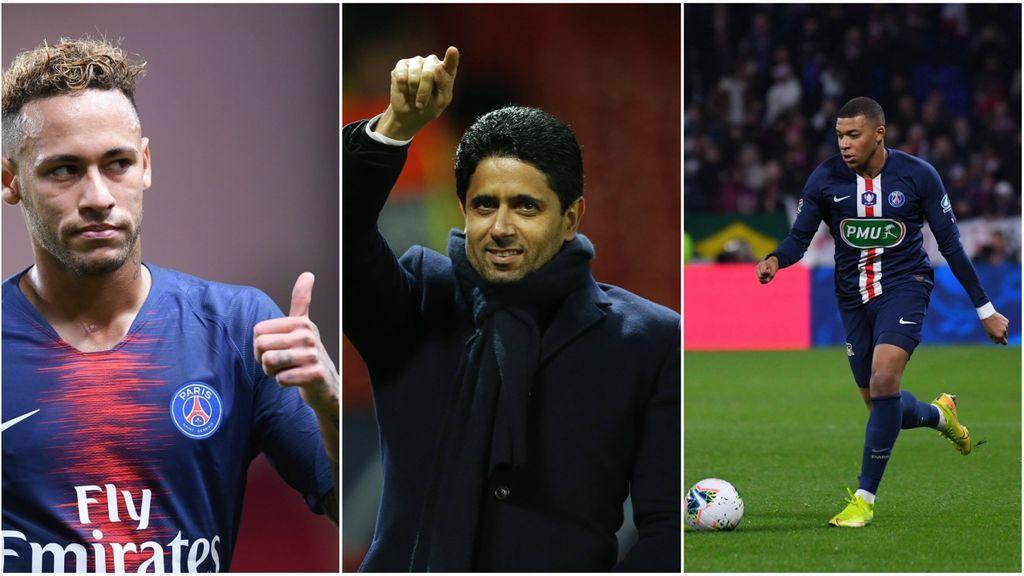 "El PSG quiere renovar a Neymar por si Mbappé decide irse al Real Madrid: ""Una oferta irrechazable"""