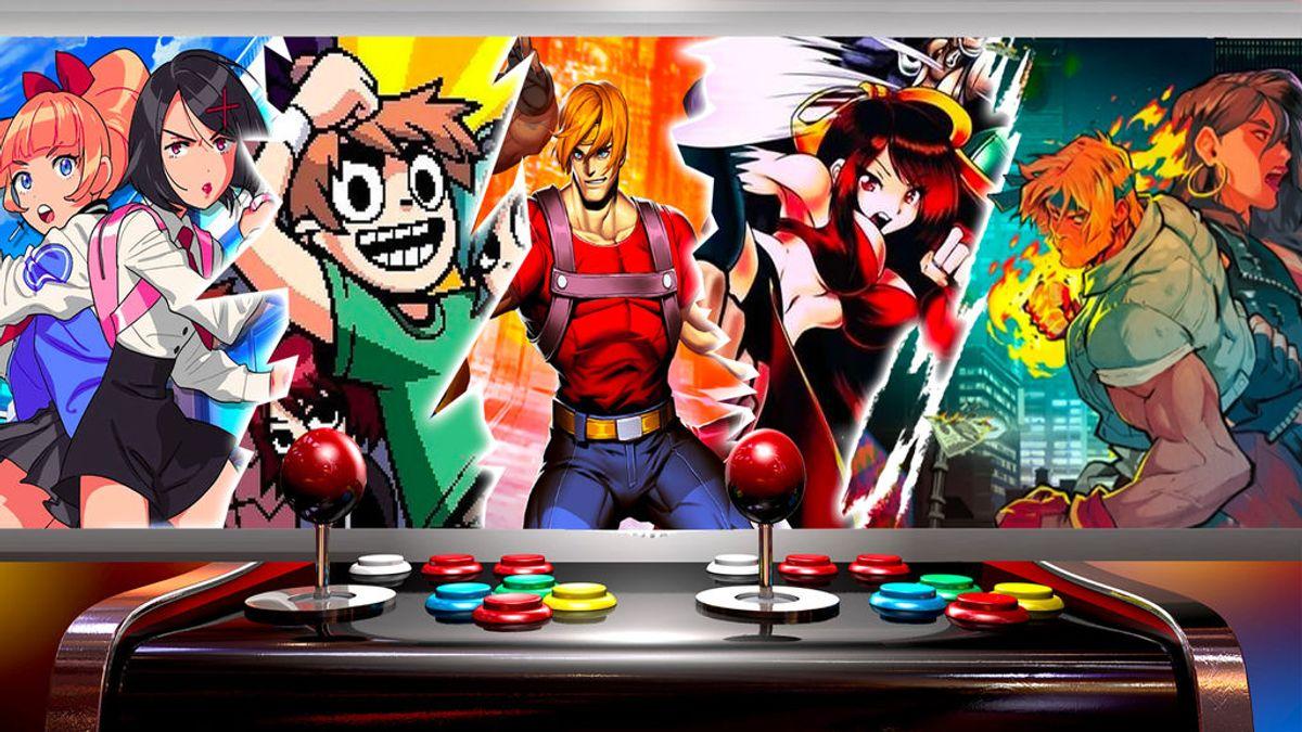 Beat'em ups: los mejores videojuegos de 'yo contra el barrio'