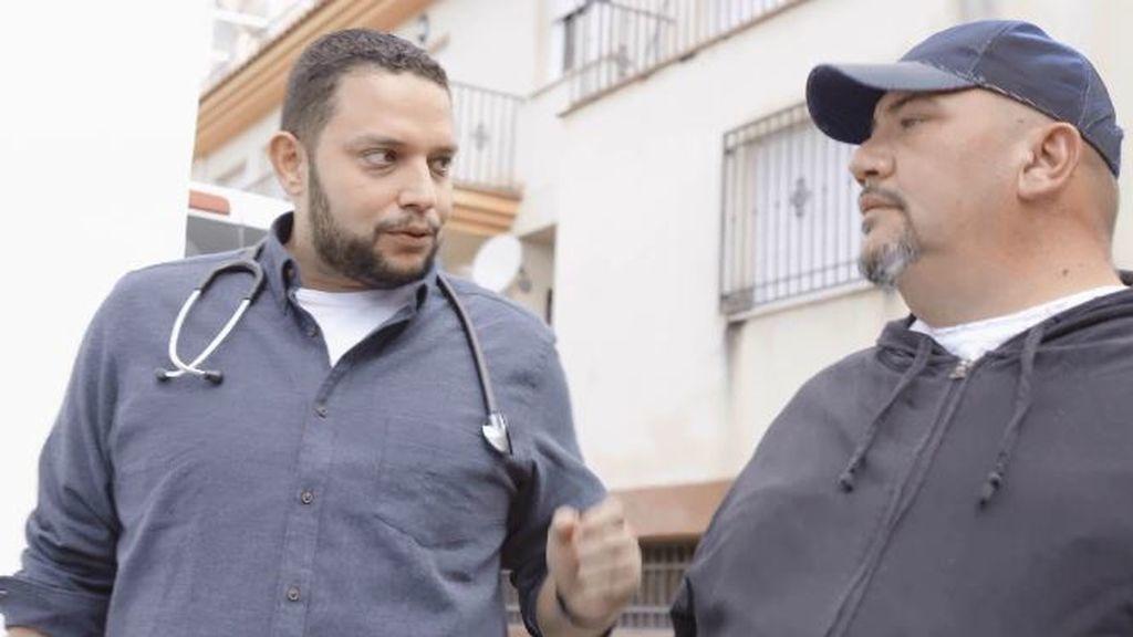 Julio Armas se desespera: dos pacientes con obesidad son incapaces de seguir una dieta saludable
