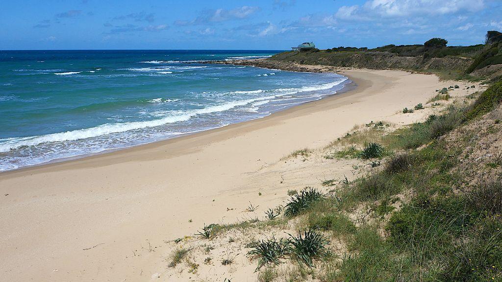 Playa de Zahora en Cádiz