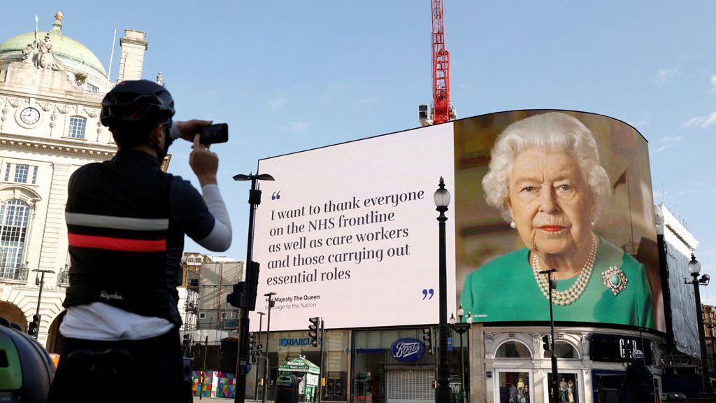 Discurso de Isabel II por la crisis del coronavirus