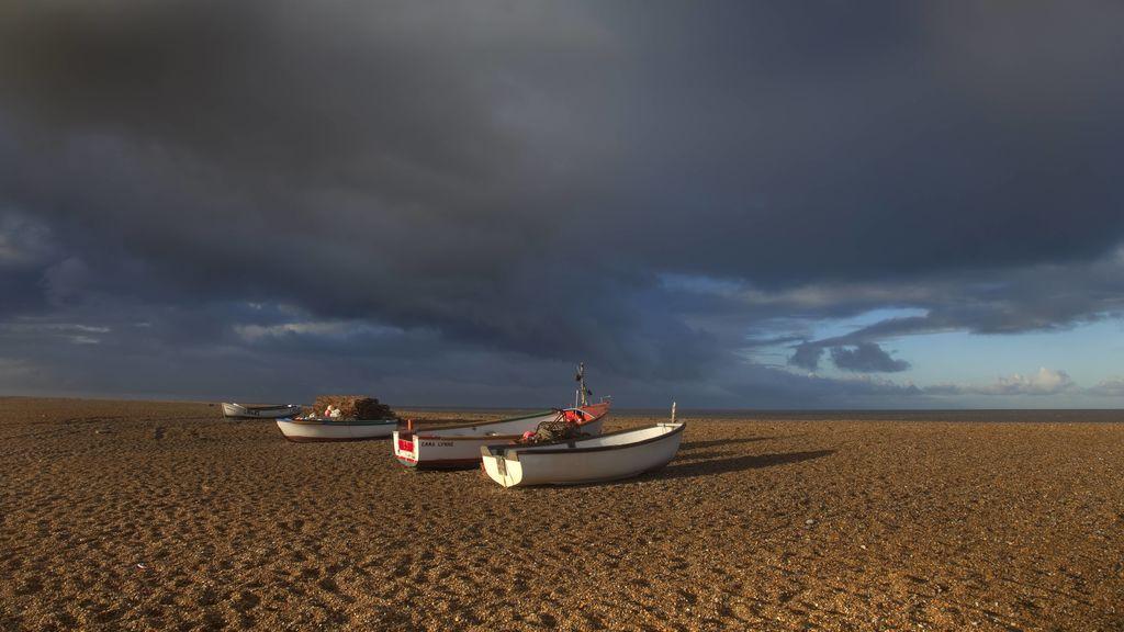 Valencia, sin sol: el mes de cuarentena ha sido el más nublado de los registros