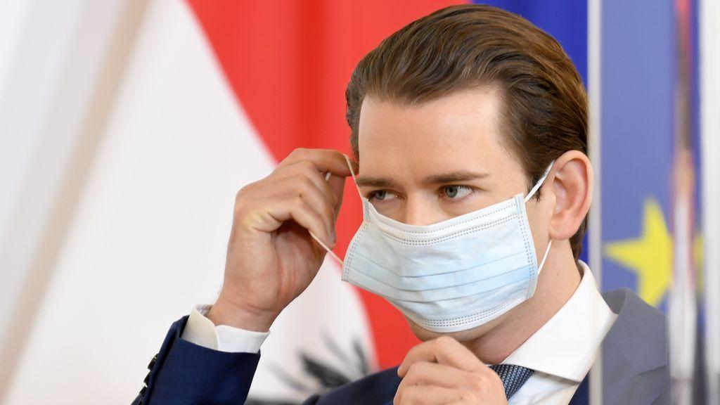 Última hora del coronavirus: el Gobierno de Austria dona sus sueldos