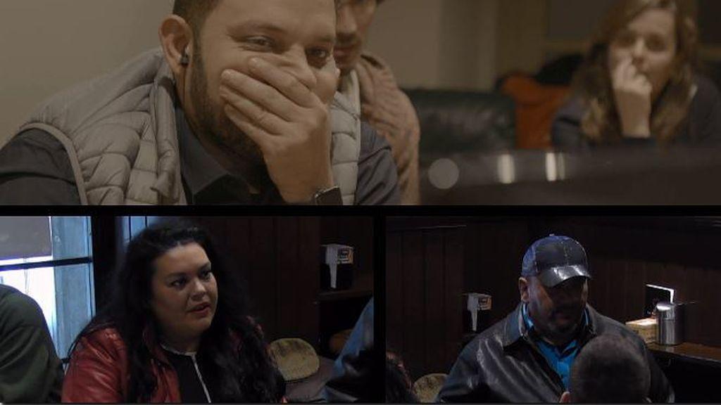"""Julio Armas enfurece al descubrir que David y Ana no han seguido sus consejos y se han saltado la dieta: """"Estoy decepcionado"""""""
