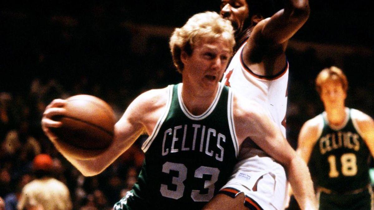 Los jugadores de la NBA que hicieron historia en los Boston Celtics