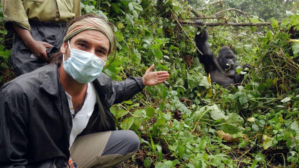 Gorilas de montaña y nuevas complicaciones en la construcción, en 'Mzungu: Operación Congo'