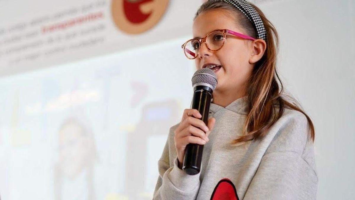 Entrevista Valeria Corrales por el Día Internacional de las Niñas en las TIC