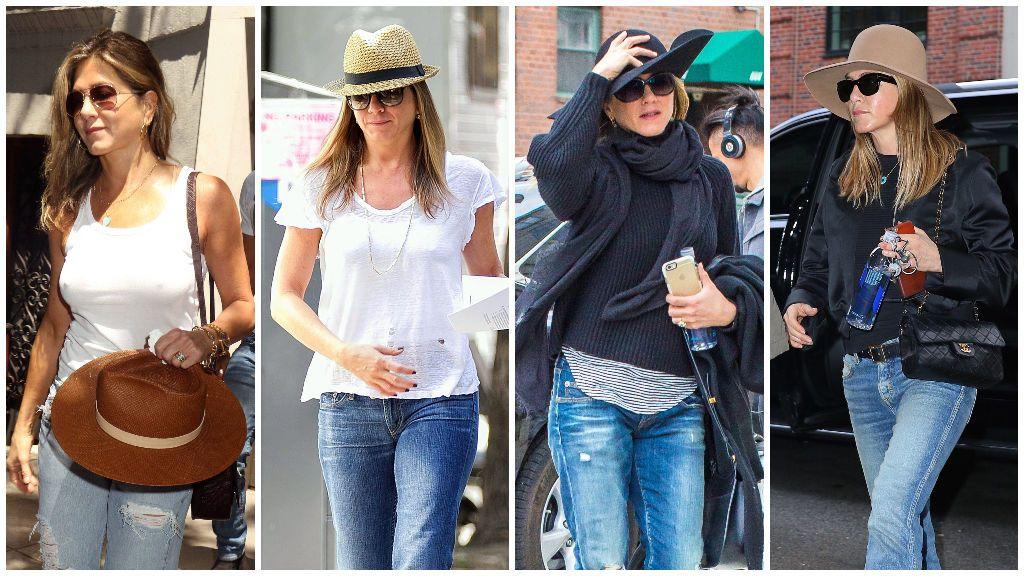 Los sombreros es otra de sus prendas estrella.