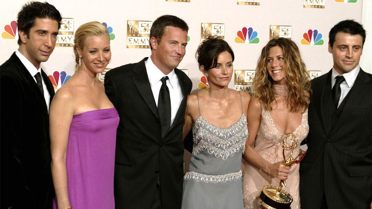 'Friends' invita a 6 fans a la grabación del especial reencuentro con sus actores