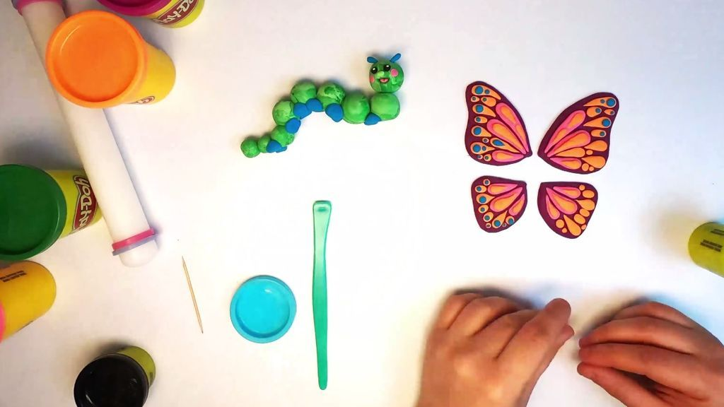 Play-Doh Time-Lapse