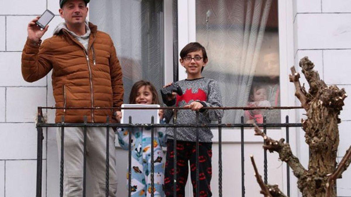 Vota en la encuesta: es suficiente la medida adoptada para que los niños salgan a la calle