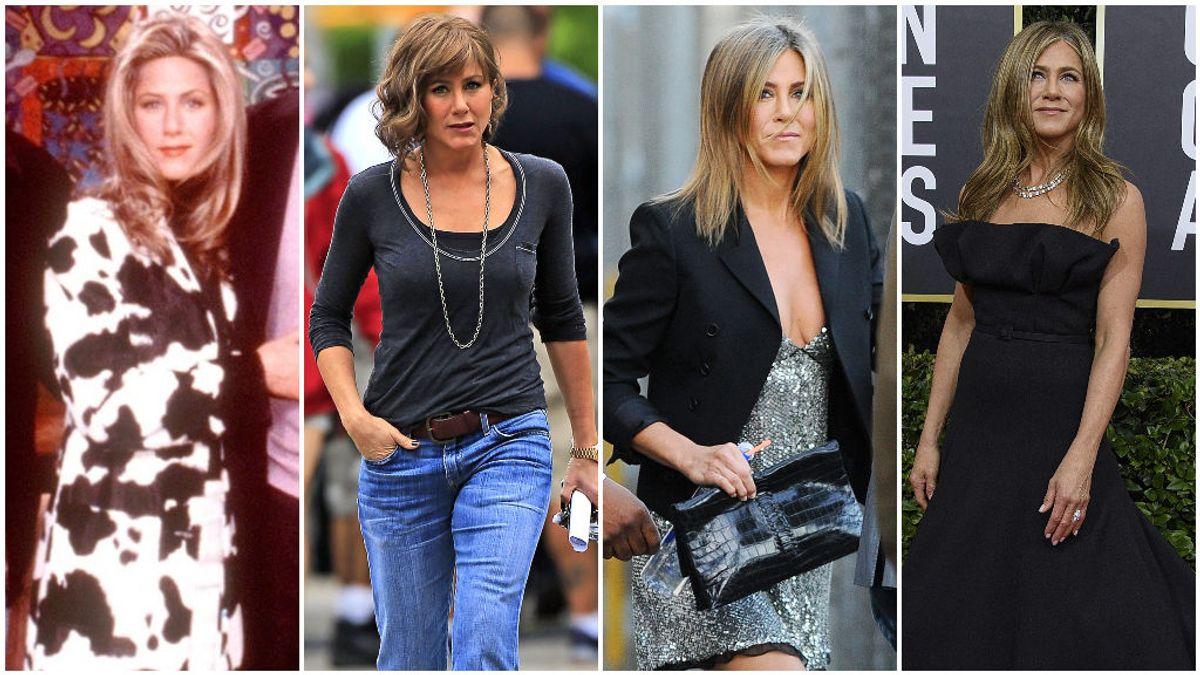 El estilo de la actriz americana se ha mantenido en el tiempo.
