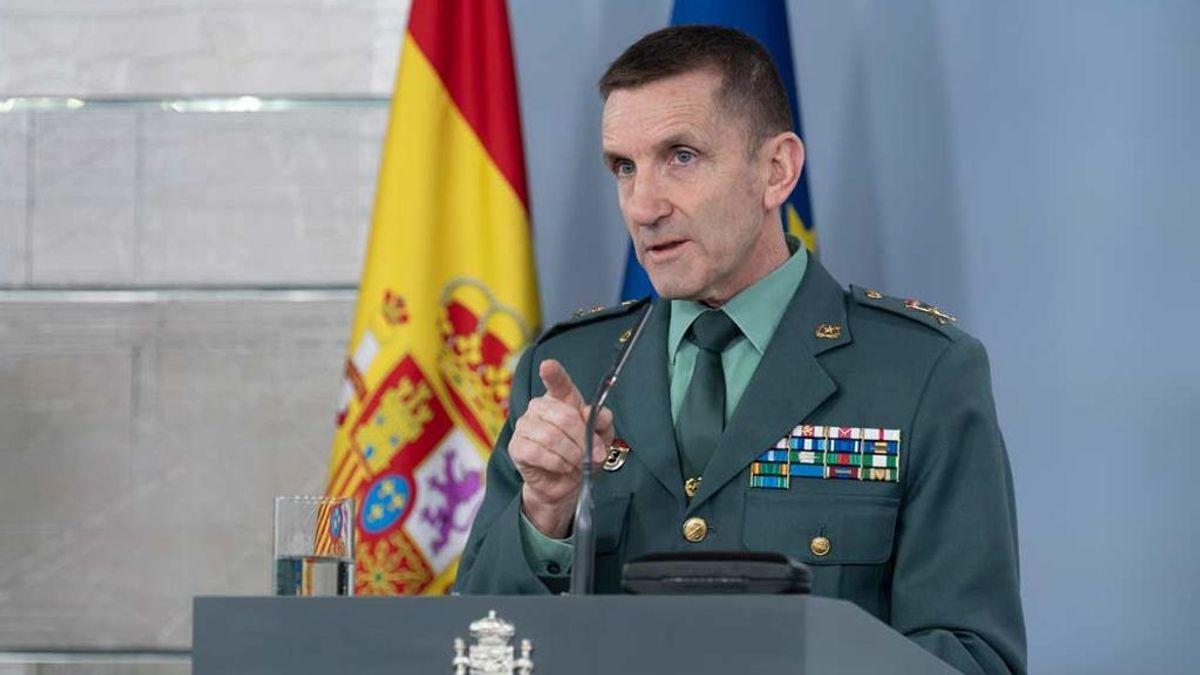 """La Guardia Civil pidió por 'email' que se localizaran noticias falsas que  pudieran """"crear desafección a instituciones del Gobierno"""""""