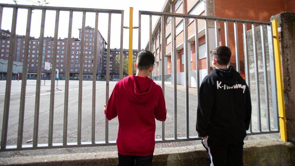 Adolescentes confinamiento