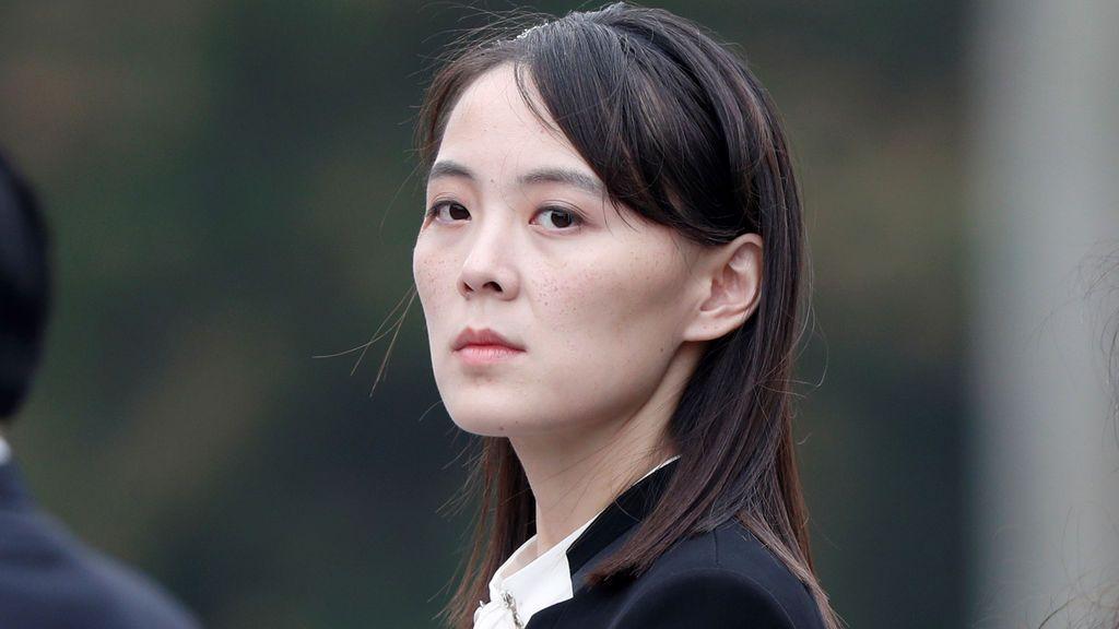 "Kim Yo-jong la ""hermanísima"" del líder norcoreano"