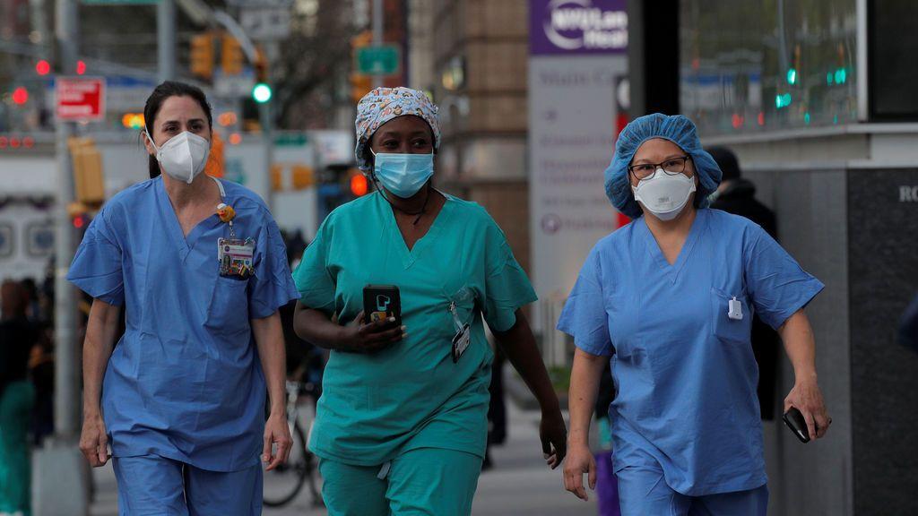 Última hora del coronavirus: Nueva York suma 481 nuevas muertes