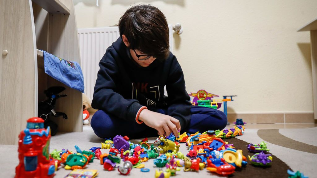 En España hay 5,3 millones de niños menores de 12 años