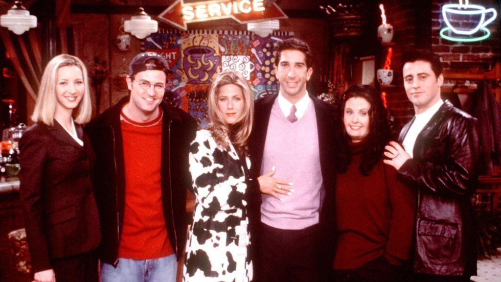 El abrigo con el que causó furor en 'Friends'.