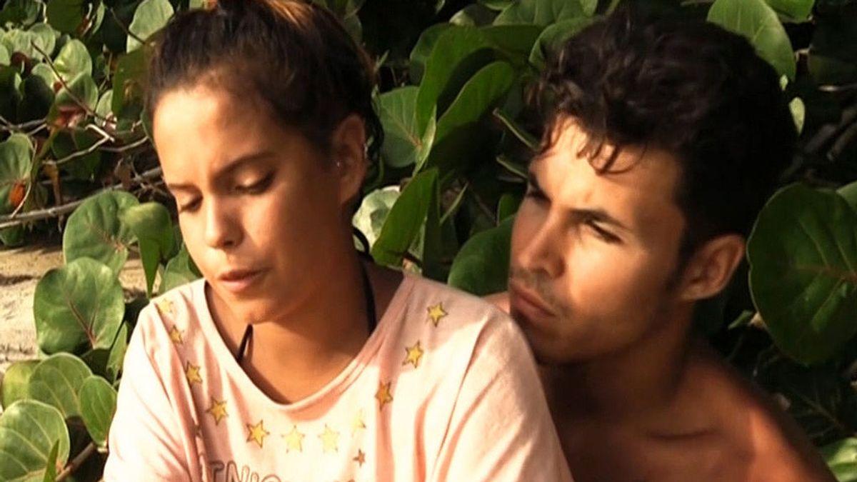 Kiko y Gloria en 'Supervivientes'
