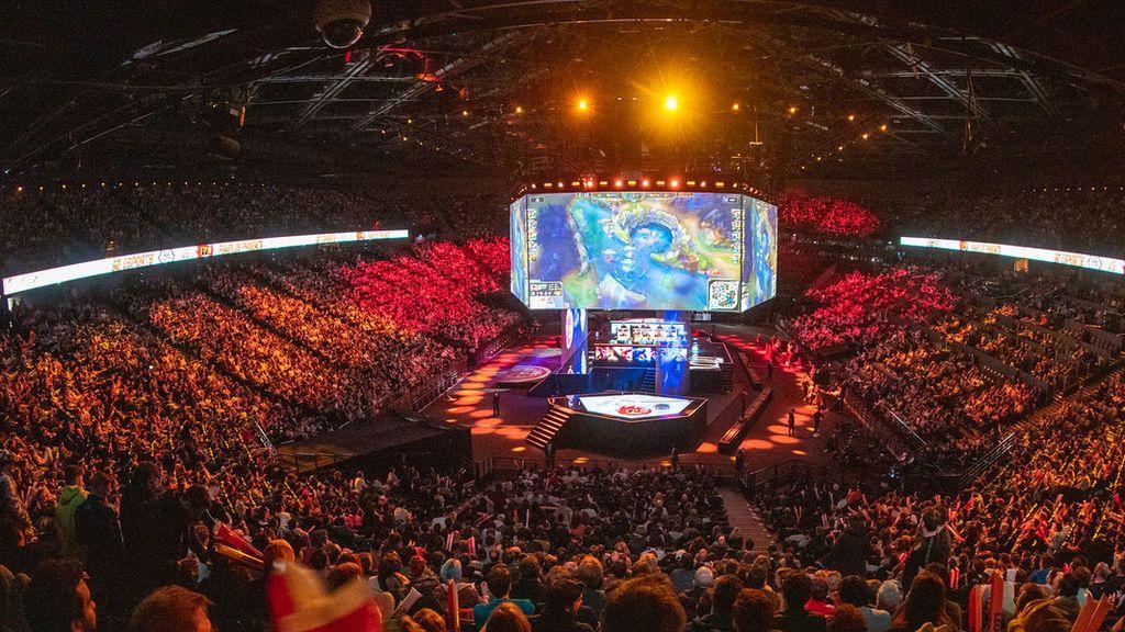 Final Mundial 2019 League of Legends