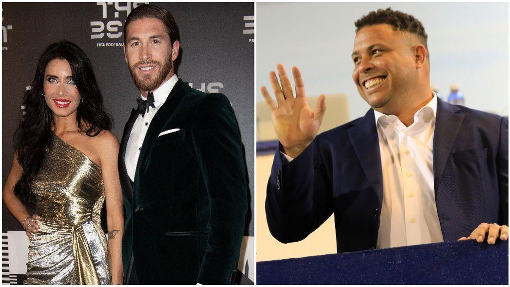 """Las fiestas de Ronaldo en la que ahora es la nueva casa de Sergio Ramos y Pilar Rubio: """"Empezaron a llegar autobuses de señoritas"""""""