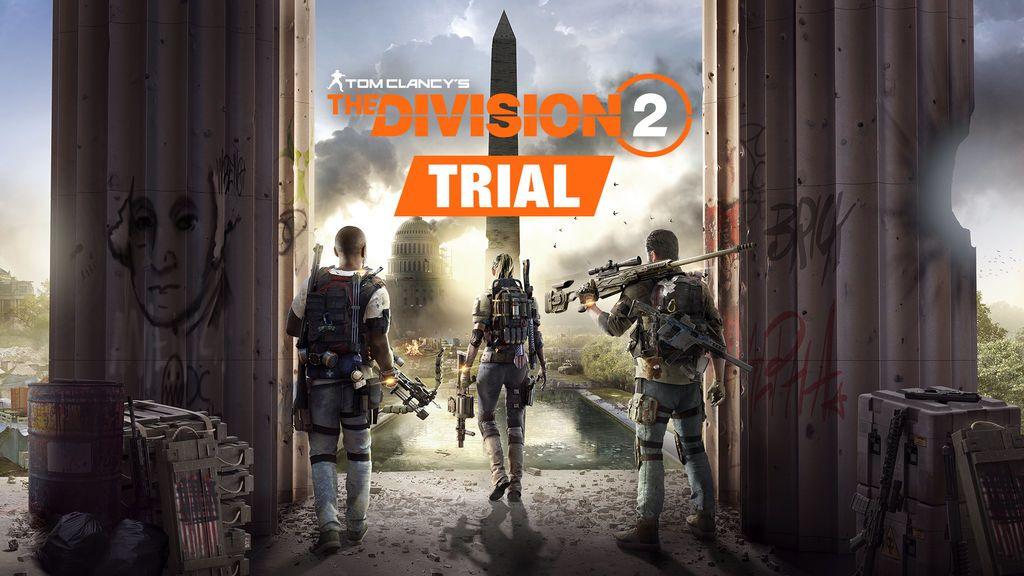 Juega gratis a The Division 2 en PC, PS4 y Xbox One