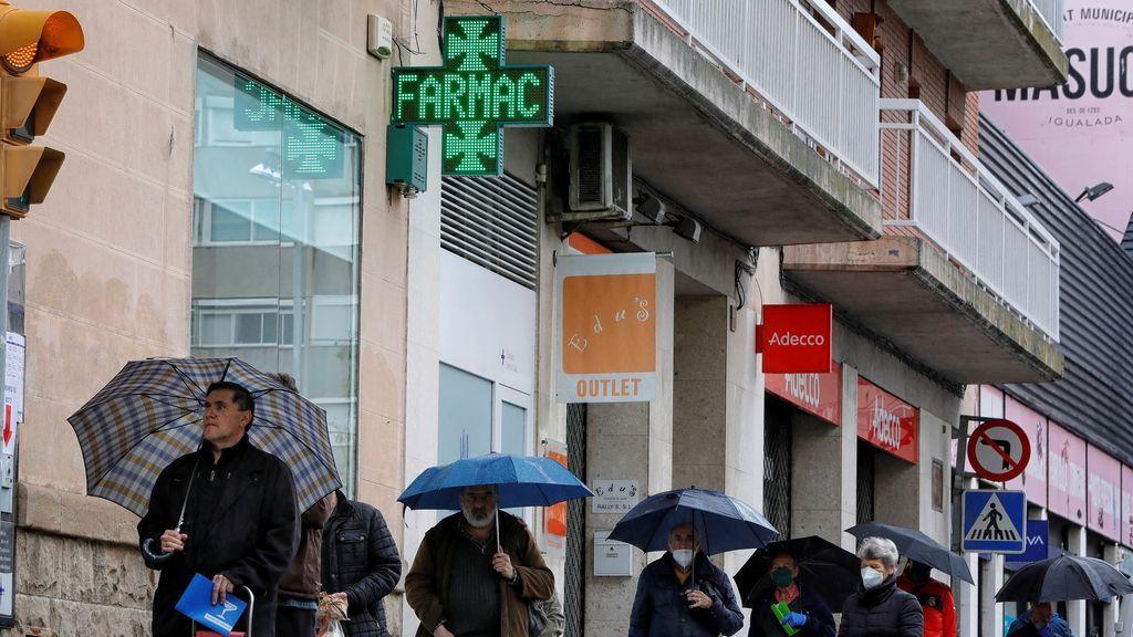 Las farmacias tienen prohibido vender y hacer test de coronavirus