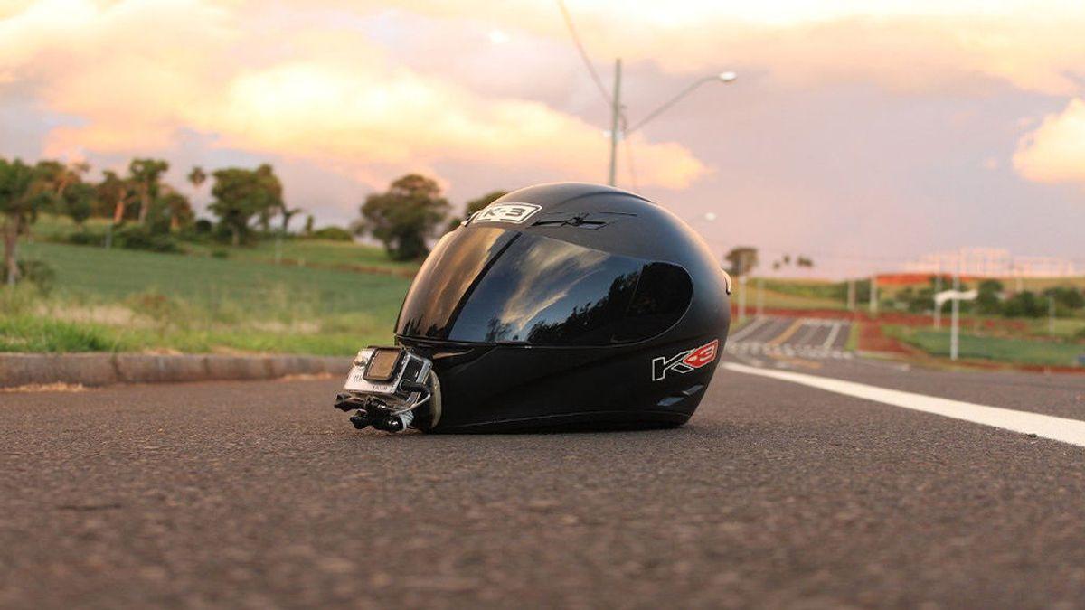 Cámaras para cascos de moto inteligentes