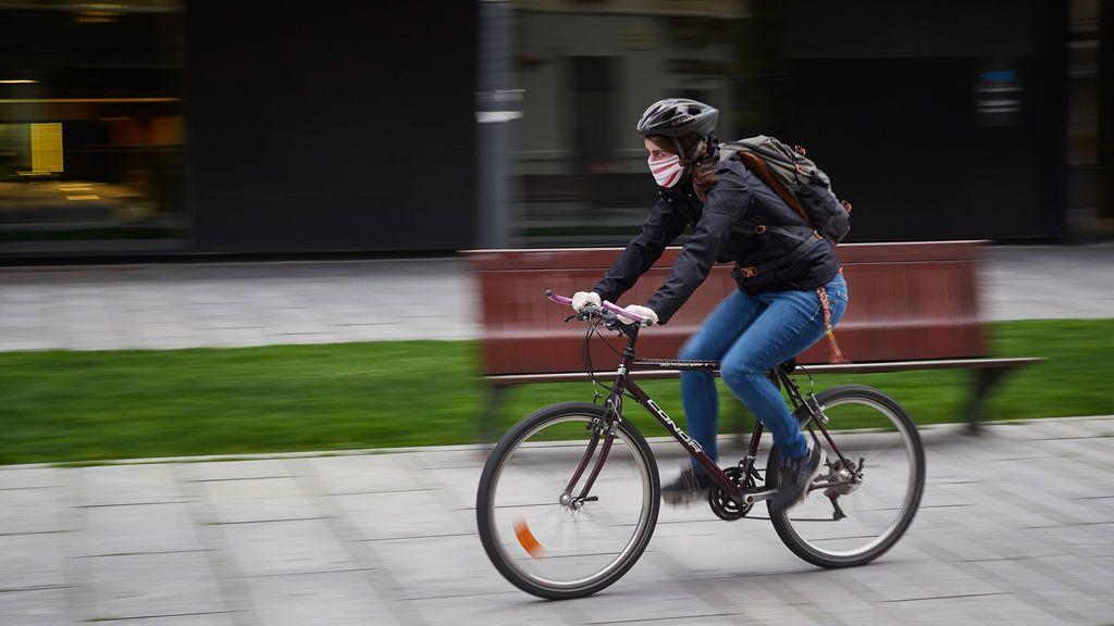 La pandemia, aliada inesperada de la bicicleta urbana