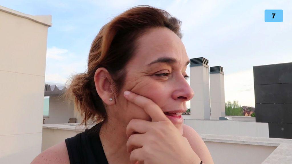 Toñi habla con una psicóloga para mantener una actitud positiva durante el confinamiento (2/2)