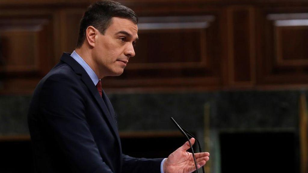 """Sánchez advierte de que la desescalada será lenta: """"Habrá avances y retrocesos"""""""