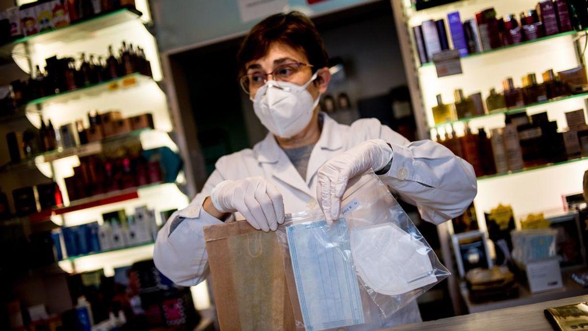 Ni regalan mascarillas tóxicas a domicilio ni el gobierno ofrece ayudas de 200 euros en Internet