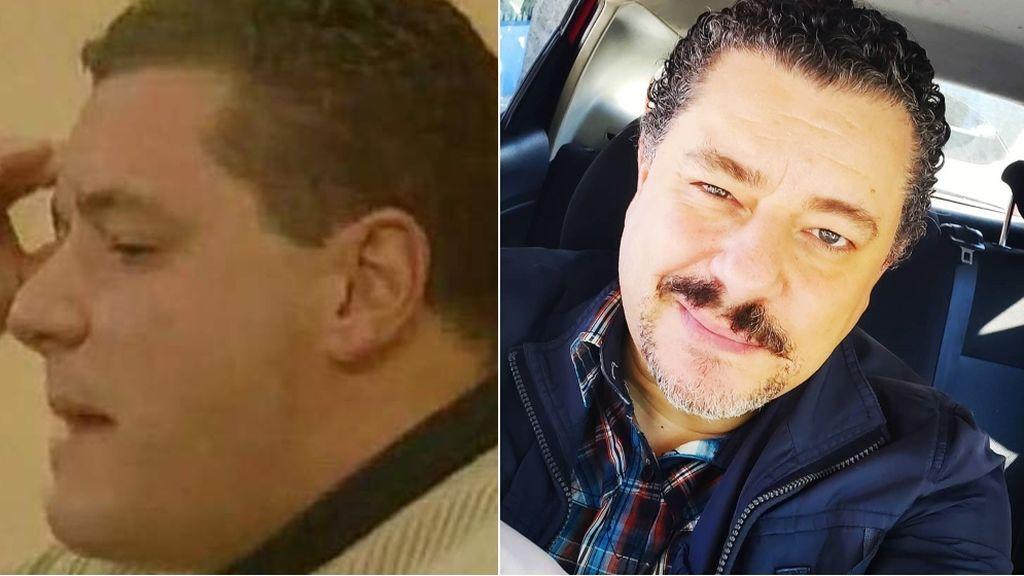 El cambio de Jorge Berrocal