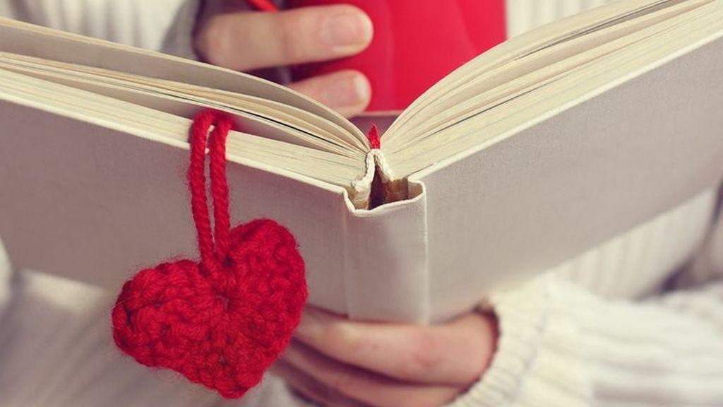 Los marcadores en forma de corazón serán un éxito seguro.