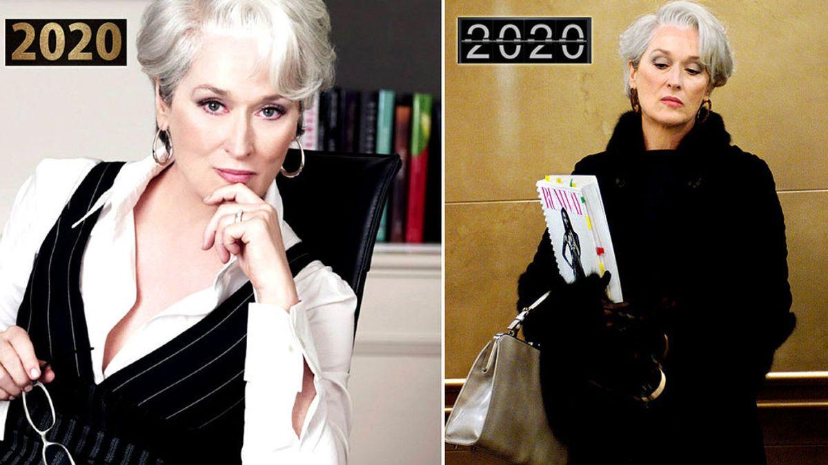 Cómo imaginaba el 2020 y cómo está siendo: imágenes para reír por no llorar