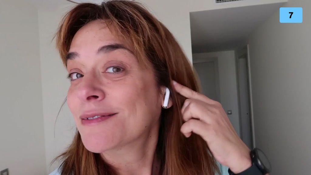 Toñi habla con una psicóloga para mantener una actitud positiva durante el confinamiento (1/2)