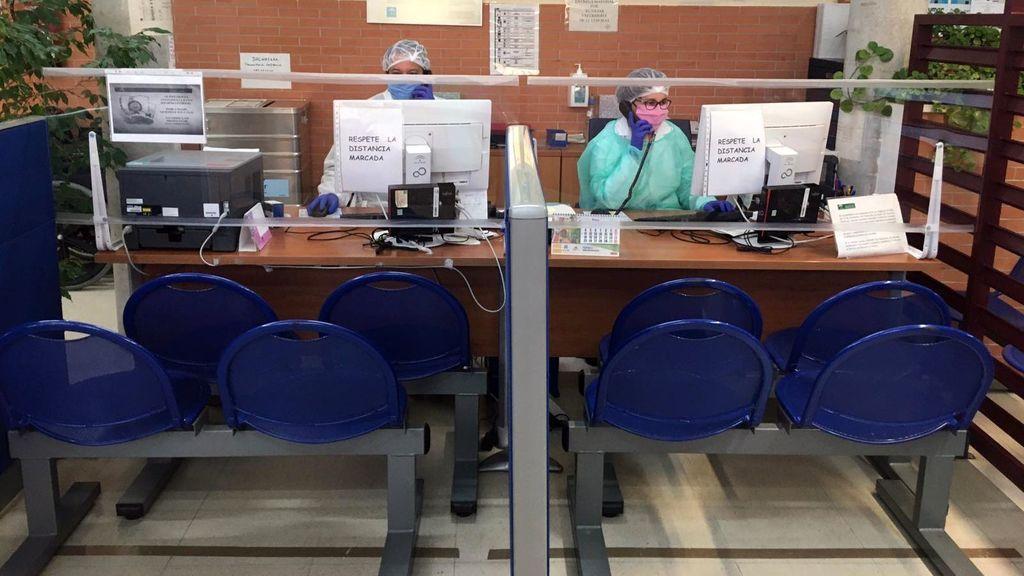 La guerra contra el coronavirus se ganará sobre todo en los centros de salud