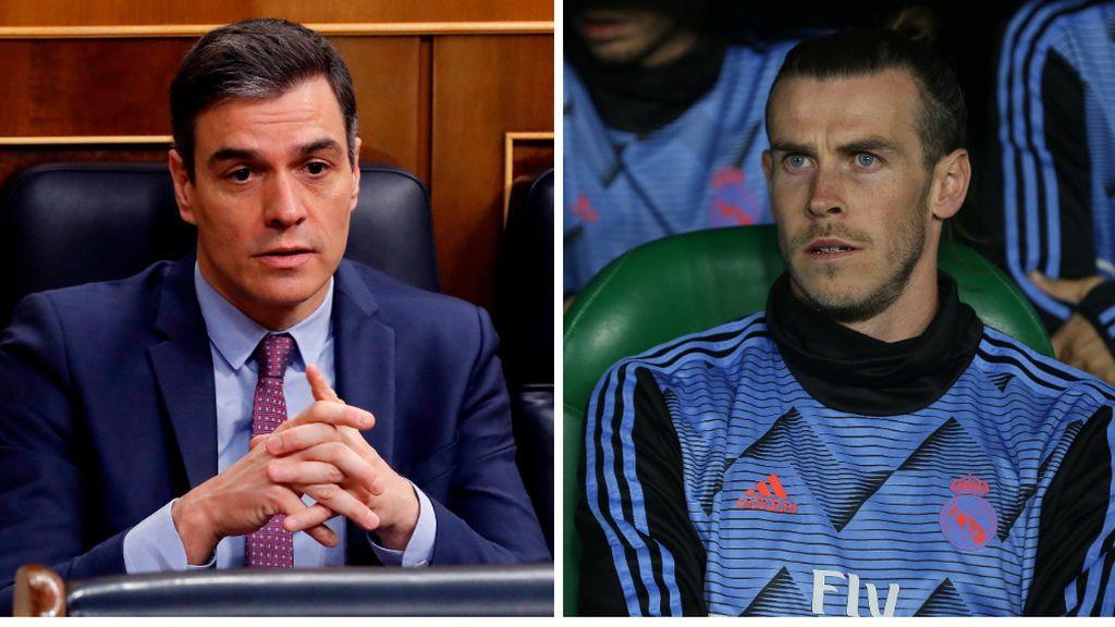 """Bale apoya la gestión de Pedro Sánchez del coronavirus: """" Están intentando hacer las cosas lo mejor que pueden"""""""