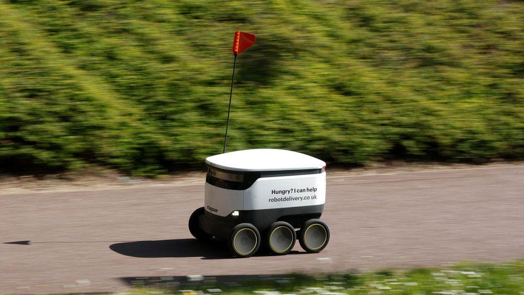 Robot para transportar productos
