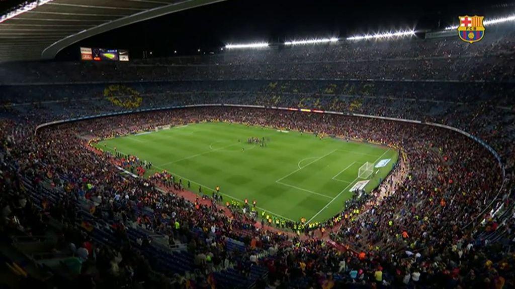 El Camp Nou tendrá apellido y donará el dinero para luchar contra el coronavirus