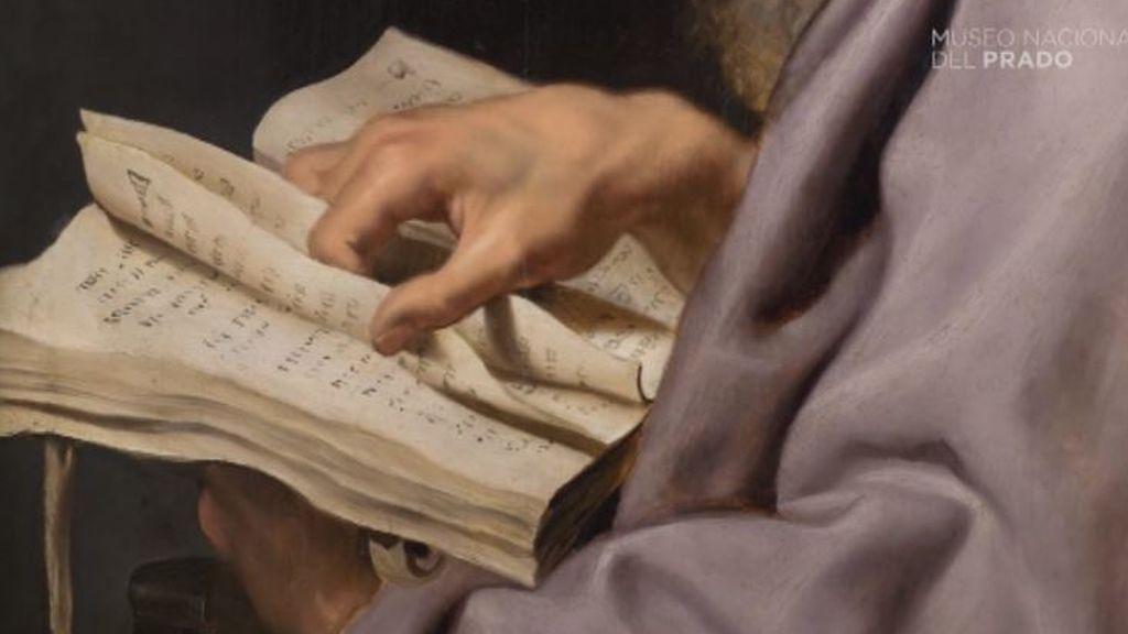 Los libros en las obras del Museo del Prado