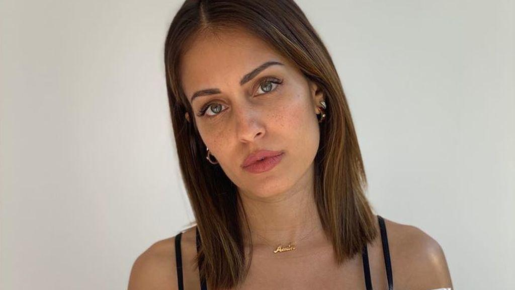 """Hiba Abouk habla de los kilos que engordó durante su embarazo: """"Lo justo y recomendado"""""""
