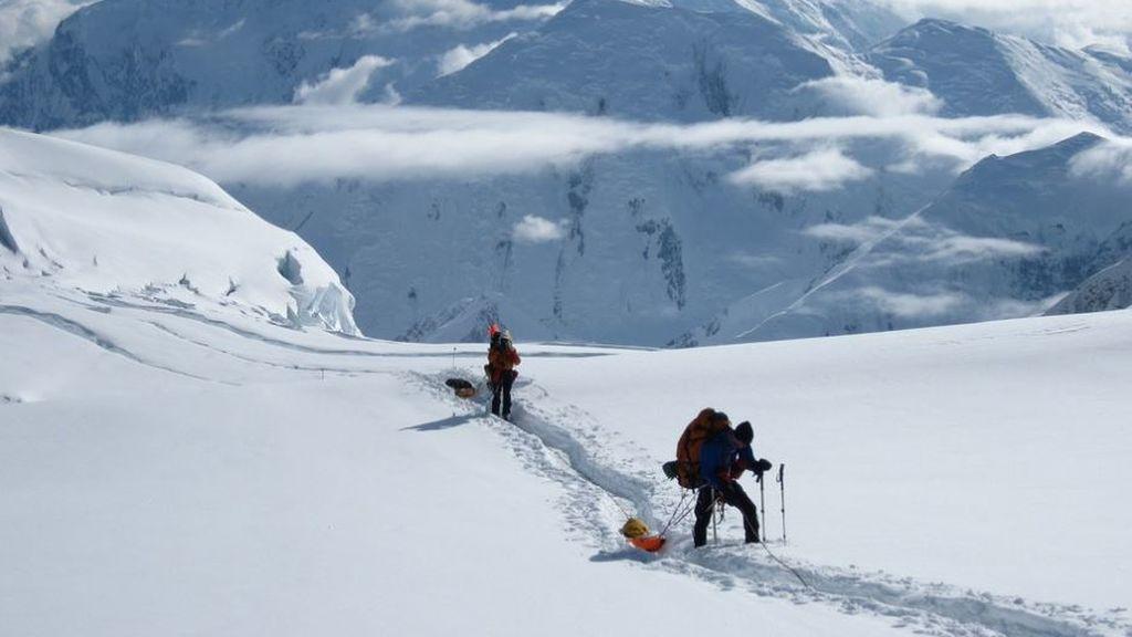 El libro de los aventureros extremos: lo que se puede aprender de los primeros viajes a los Polos