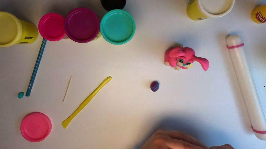 Easter Bunny: hacemos magia con Play-Doh