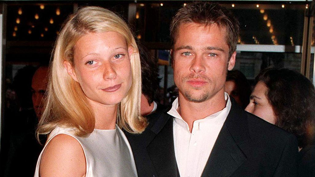 Brad Pitt y Gwyneth Paltrow.