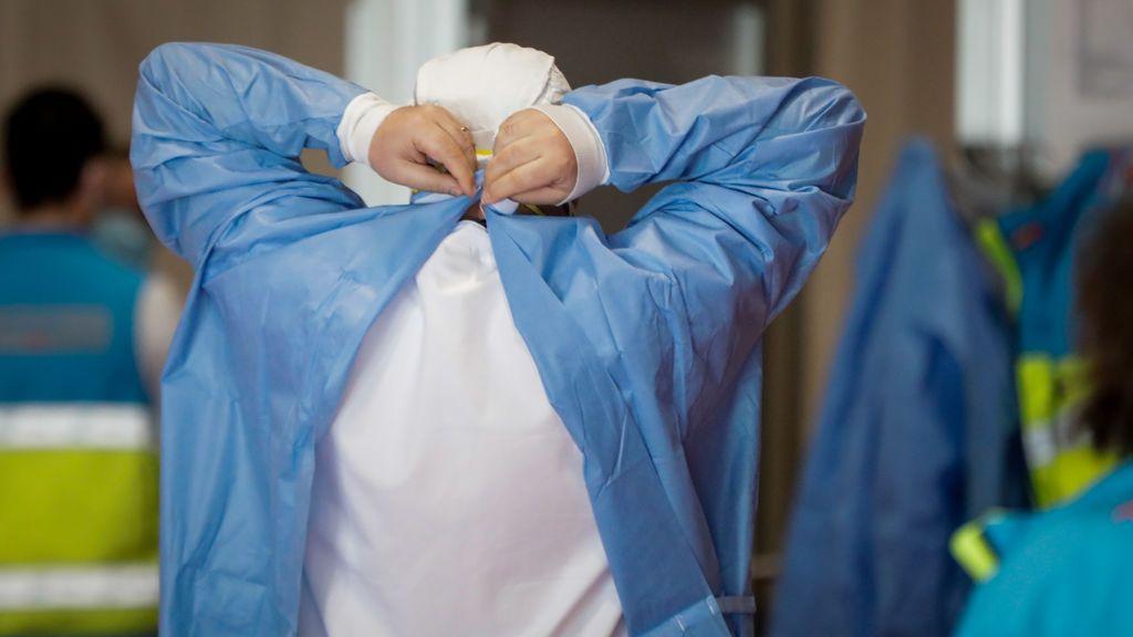 Muere un médico de 47 años por coronavirus en Madrid