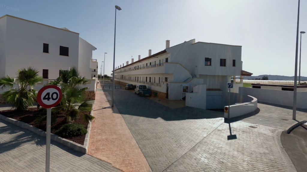 calle Abrazo