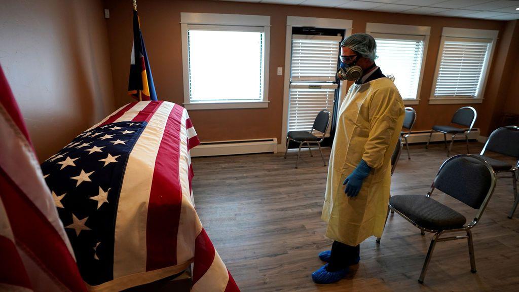 Última hora del coronavirus: Trump propone inyectar gel desinfectante en el cuerpo de los enfermos
