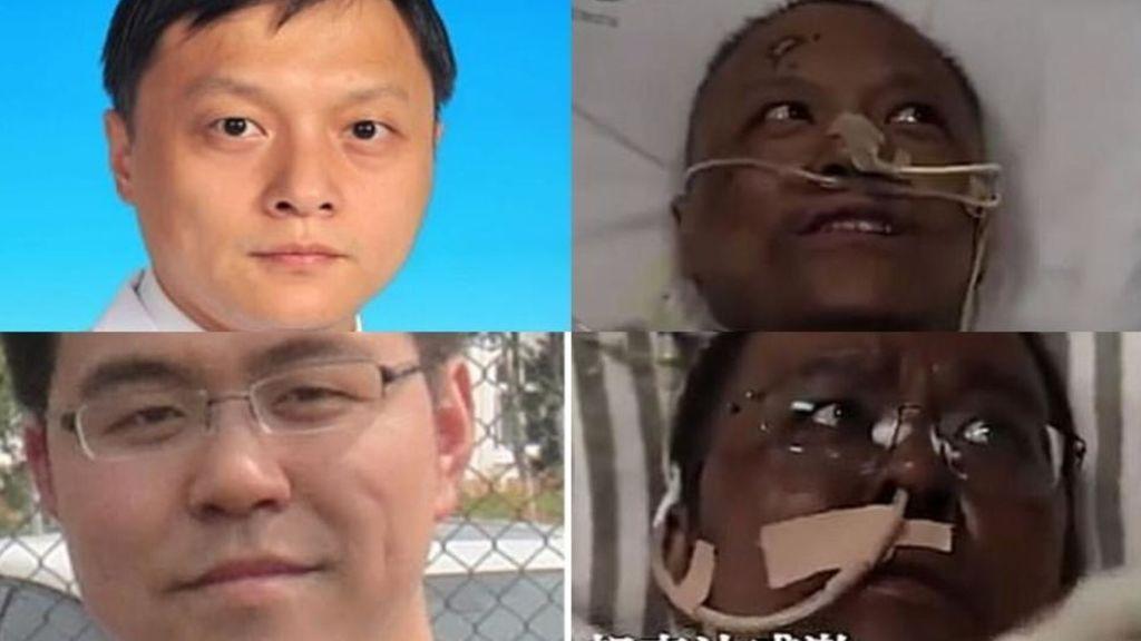 medicos chinos